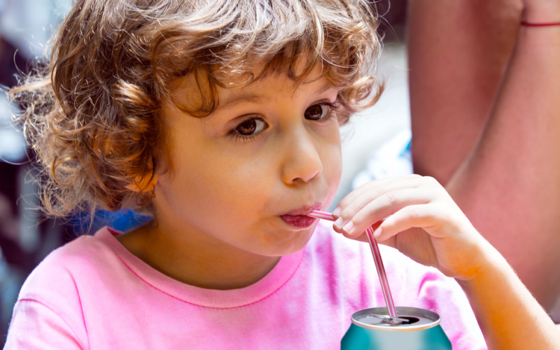 5 tricks to reduce sugar in your child's diet