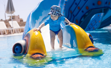 What to know about taking your child to a public pool
