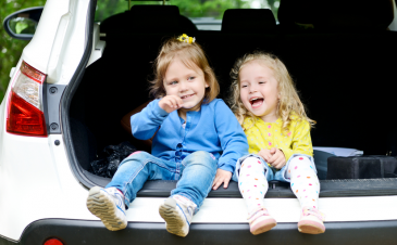 9 ways to keep your family healthy on a road trip