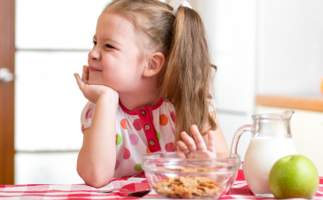 Is your child a problem feeder?