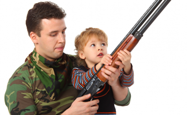 QOD: Why does my pediatrician ask if I have a gun in my home?