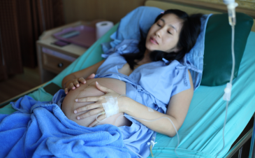 What is placental abruption?