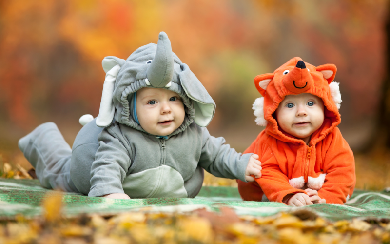 5 tips to keep your child's Halloween costume safe and stylish