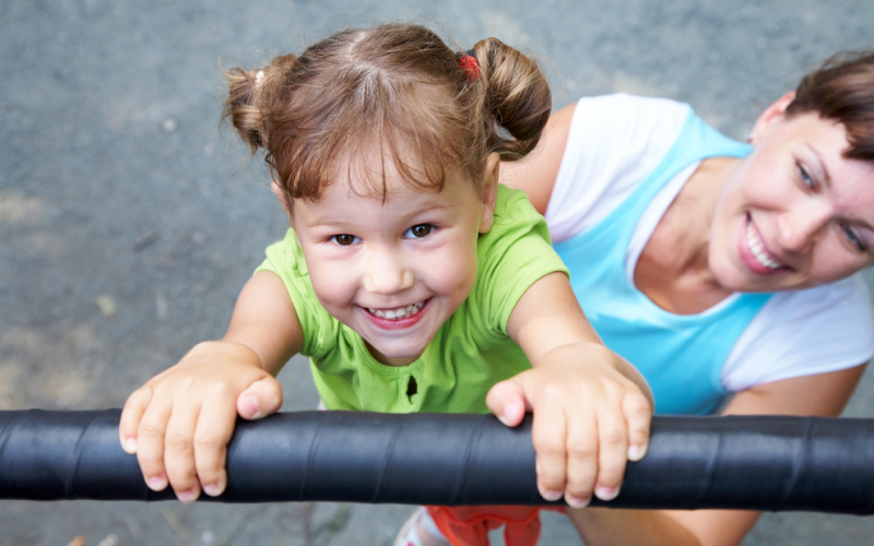 Playground safety: prevent injury during playtime