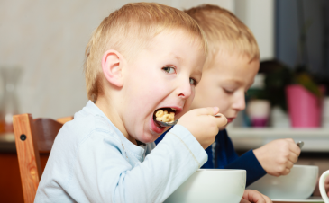 3 rules for choosing cereal for your child