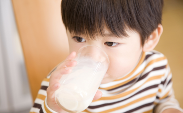 Can my toddler have rice milk?