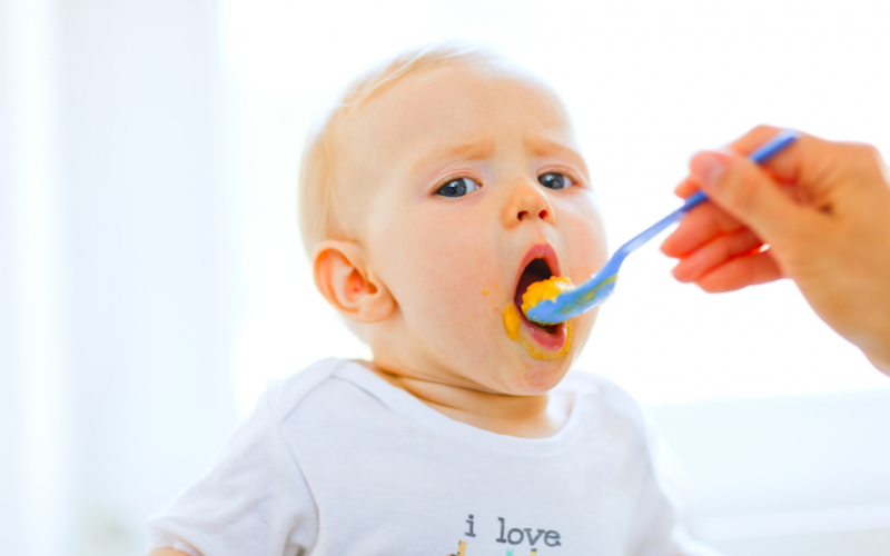What Age To Stop Feeding Baby Food