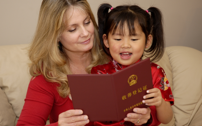 Should I teach my internationally adopted child to speak English exclusively?