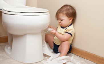 The one thing I couldn't live without when my child was potty training
