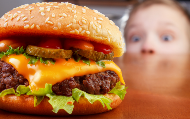 QOD: Do certain fast food chains target your children?