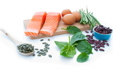QOD: What are good sources of protein?