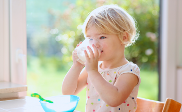 The healthiest drinks for toddlers