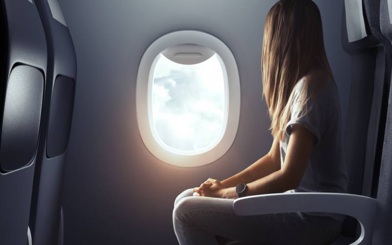 QOD: Can radiation from flying in the first trimester cause birth defects or a miscarriage?