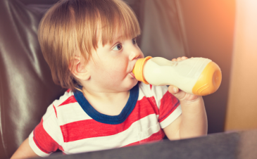 QOD: When can my baby have regular milk?
