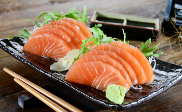 When can your child eat sushi and raw fish?