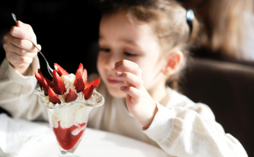 8 healthy fast food options for your child
