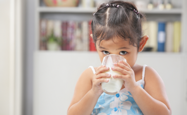 Should I skip whole milk and introduce reduced fat milk to my toddler?
