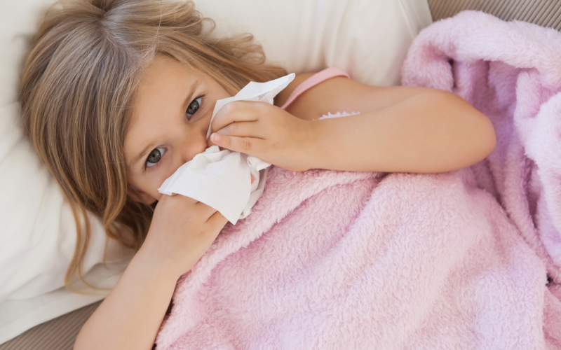What is the most common chronic illness in children?