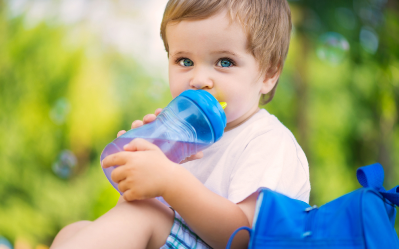 Is it OK to give my child sports drinks?