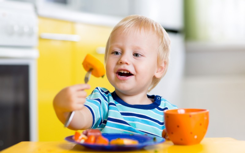 The snack bar: rethinking snack time for toddlers