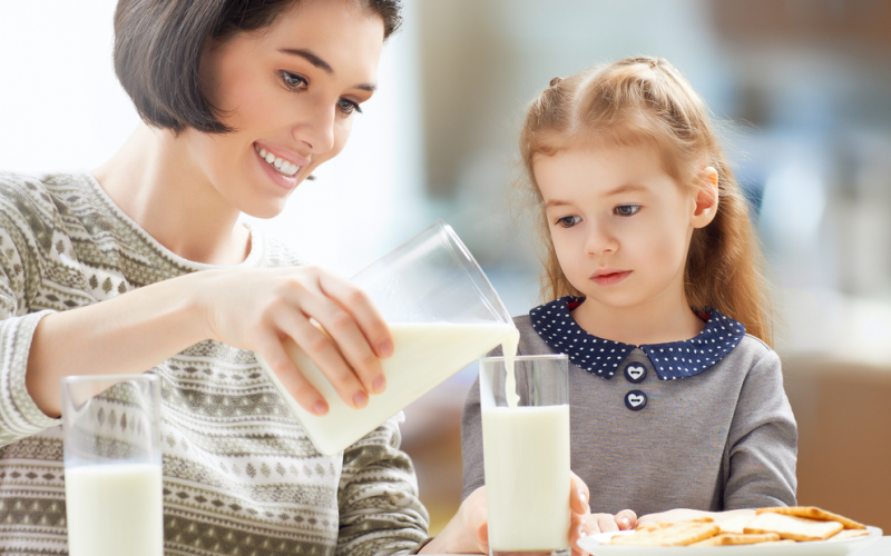 Will soy milk harm my toddler?
