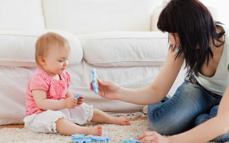5 great bonding games for your baby