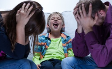 How new sibling jealousy can turn a toddler into a monster