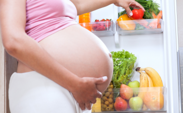 Is a gluten-free diet healthy in pregnancy?