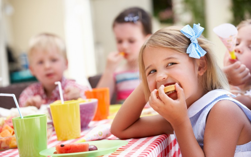Party pooper: How to get your toddler to eat well at parties and holidays