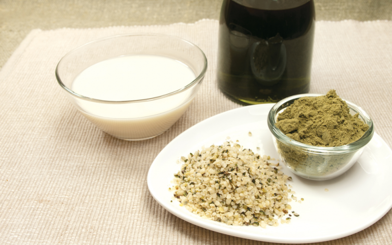 What is hemp milk?