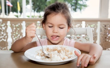What to do about arsenic in your child's food