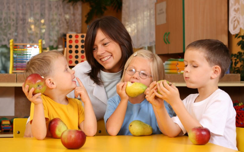 What you can do about unhealthy food at preschool