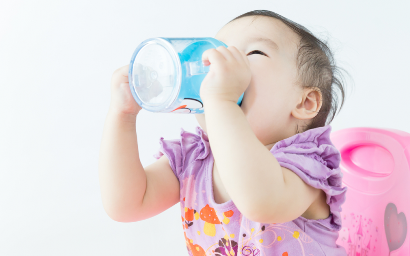 Should I give my baby water?
