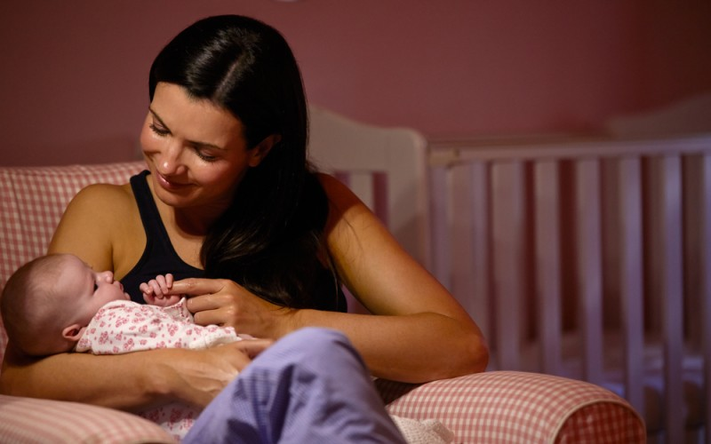 Postpartum Moms Two Weeks After Delivery