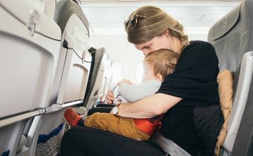 Can we bring liquids like breast milk or formula on an airplane flight?