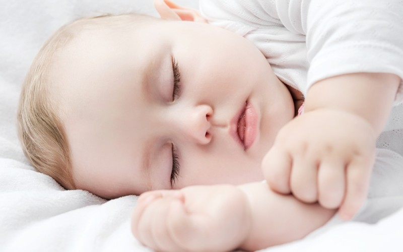 Q&A with Kim West: Getting your 15 week old to sleep through the night