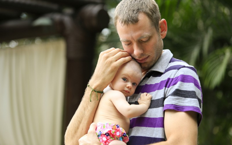Q&A with Dr. Kristie Rivers: How dads can bond with their 3-month-olds