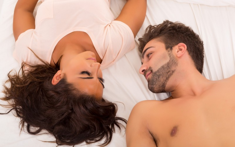 Signs a guy likes you while dating