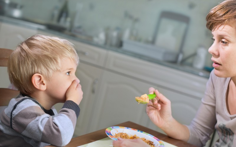 Picky eaters: 5 signs you need help