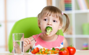 Getting your child to eat is not the goal