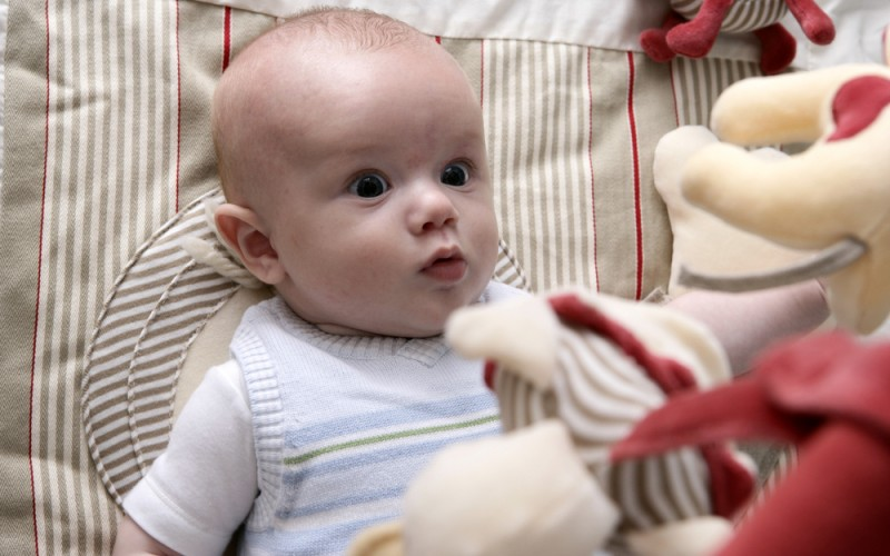 Q&A with Raquel Anderson: Developing infant play time