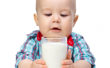 Can babies drink almond milk?