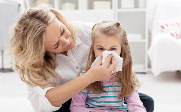 Environmental allergies and eczema