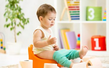 Toilet training tips