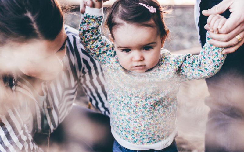Signs your baby is ready to walk