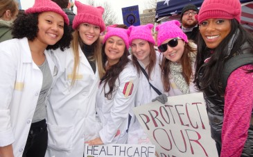 Why I march: Dr. Shepherd speaks out