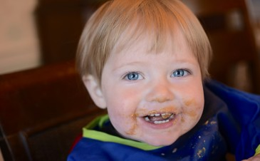 Should your infant be eating peanut butter? (You might be surprised at the answer!)