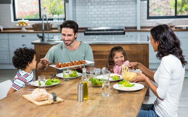 Baby steps to healthy weight: positive steps for families