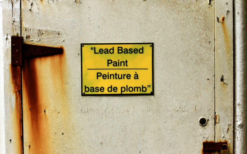 Remodeling? Here's how to find and remove lead-based paint in your home