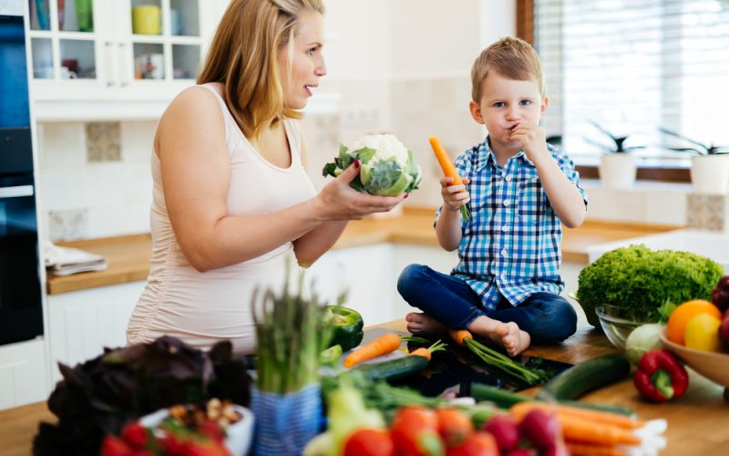 Foods that fight lead contamination